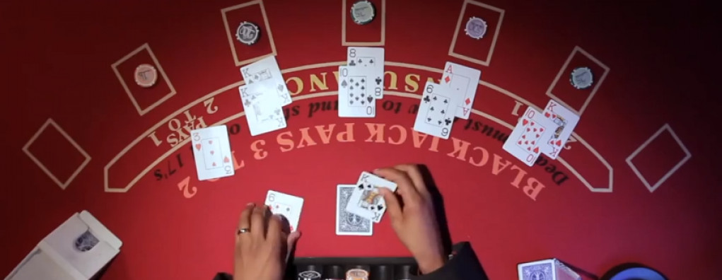 Blackjack Strategi for begyndere